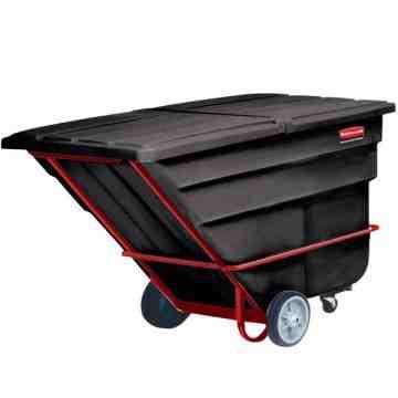 Tilt Truck, Standard Duty 2 1/2 cu yd - Black, 1/EA