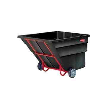 Tilt Truck, Heavy Duty 2 cu yd - Black, 1/EA