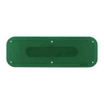 """Tilt Truck Placard 18x6"""" - Green, 1/EA"""