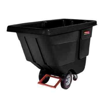 Tilt Truck Heavy Duty 1/2 cu yd - Black, 1/EA