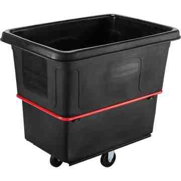 Utility Truck HD 1000lb/16cuft - Black, 1/EA