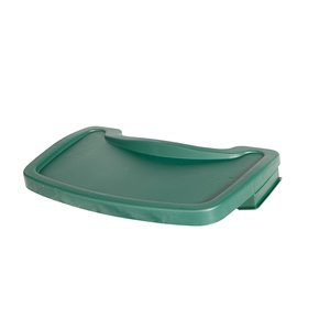 Sturdy Chair Youth Seats - Tray Fits 7805/7806/7814 - Darkgreen, 1/EA