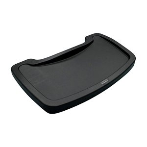 Sturdy Chair Youth Seats - Tray Fits 7805/7806/7814 - Black, 1/EA