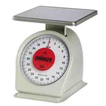 Washable Mechanical  Portion Control Scale 40lb 2oz , 4/EA