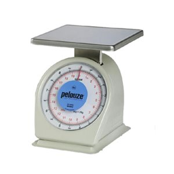 Washable Mech Portion Control 20lb Scale 1oz /9kg 25g, 4/EA