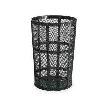 Street Basket 45G - Black ,  1 / EA