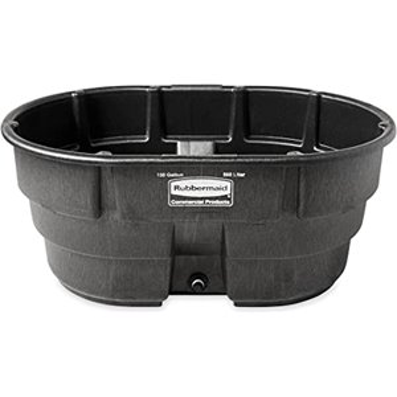 Stock Tank Structural Foam 150G - Black, 1/EA