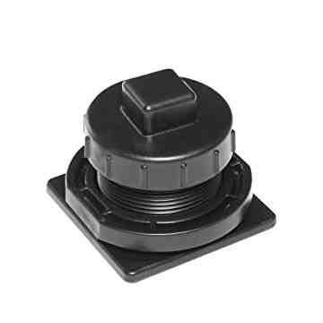 Stock Tank Drainplug/Gasket Kit for All Stock Tanks, 12/EA
