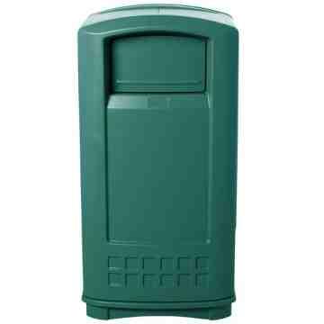 Plaza Container 50G - DGreen, 1/EA