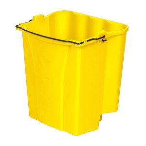 Wave Brake - Dirty Water Bucket (Fits Old Style)-Yellow, 6/EA