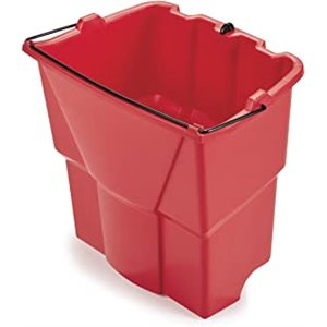 Wave Brake - Dirty Water Bucket (Fits Old Style) - Red, 6/EA