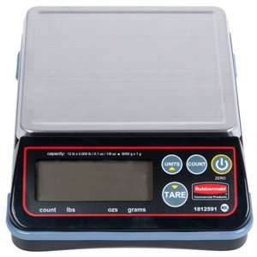 Scale - Digital Portioning 12Lb High Performance, 4/EA