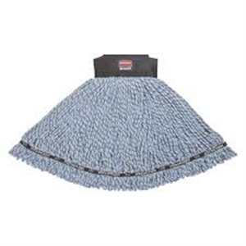Maximizer Microfiber Mop Large - Blue, 6/EA