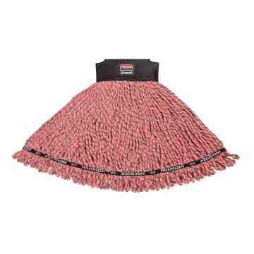 Maximizer Microfiber Mop Large - Red, 6/EA