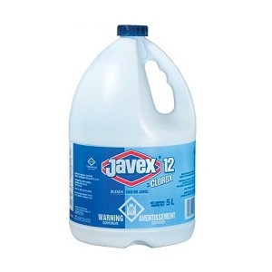 Bleach - Javex 12 Commercial Solutions - 3x5L