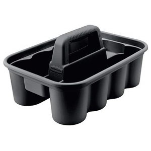 Deluxe Carry Caddy - Black, 6/EA
