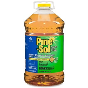 Pine-Sol - All Purpose Disinfectant Cleaner Commercial Solutions - 3x4.25L