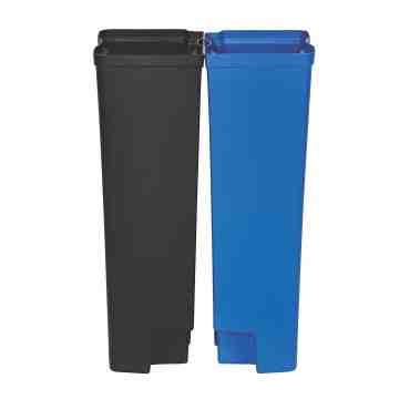 Dual Liner Only For Resin Frontstep 24G - Black/Blue, 1/EA