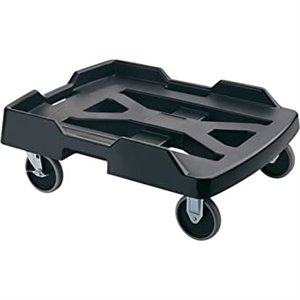 Dolly w/Straps for Proserve Insulated Carriers - Black, 1/EA