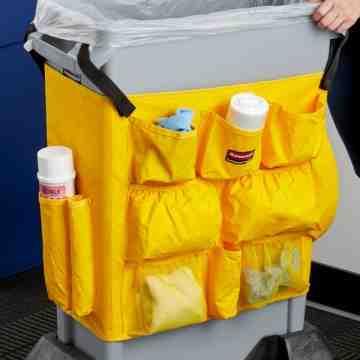 Slim Jim Caddy Bag - Yellow, 6/EA