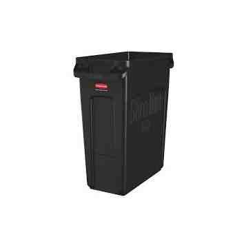 Slim Jim w/Venting Container 16G - Black [3541], 4/EA