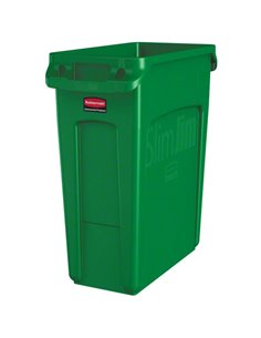 Slim Jim w/Venting Container16G - Green [3541], 4/EA