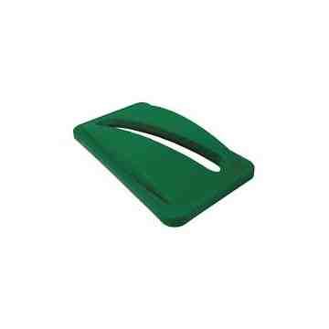 Slim Jim Paper Recycling Top Fits 3540/3541 - Green, 4/EA