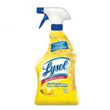 Lysol All Purpose Cleaner Trigger - Lemon - 12/650ml [CB752274]