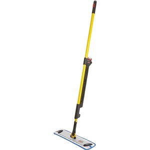 Pulse Mopping Kit - Flat Mop w/Two Pads [Q969], 1/EA