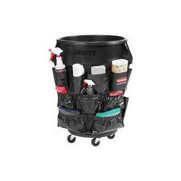 Exec Caddy Bag Fits 20,32&44 Gal Brutes  - Black[2642], 6/EA