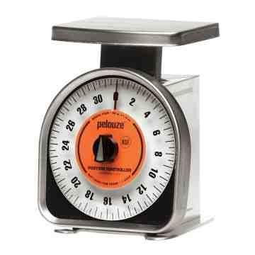 Mechanical Portion Control Scale 32oz 1/4oz, 6/EA