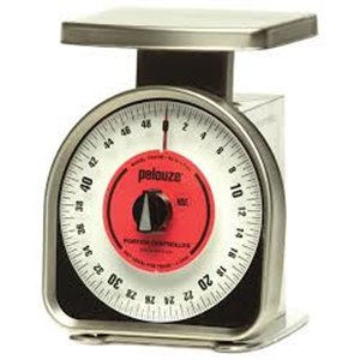 Mechanical Portion Control Scale 50lb 4oz, 6/EA