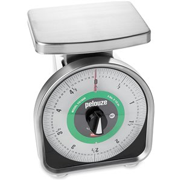 Mechanical Portion Control Scale 5lb 1/2oz, 6/EA