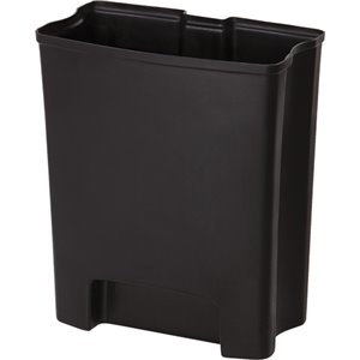 Rigid Liner Only For Resin Endstep 24G - Black, 1/EA
