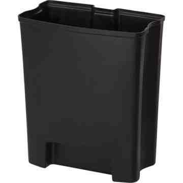 Rigid Liner Only For Slim Jim 13G Metal Frontstep - Black, 1/EA