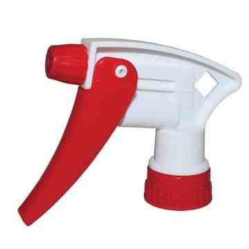 """Trigger Sprayer - Model 220 - 9 1/4"""" - Red/White, 200 Units / Price Per EA"""