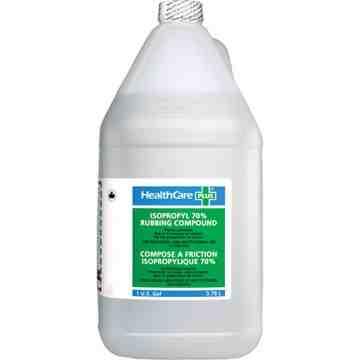 Isopropyl Rubbing Alcohol 70%, 4L Jug - 2
