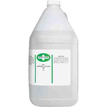 Isopropyl Rubbing Alcohol 99%, 4L Jug - 2