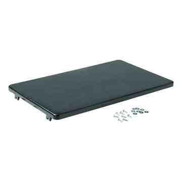 Adjustable Shelf Kit Fits Assorted HK Carts - Black, 1/EA