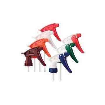 """Trigger Sprayer - Model 320 - 7 1/4"""" - Red/White, 200 Units / Price Per EA"""