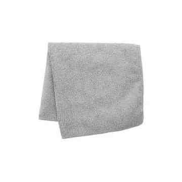 """Microfiber Hygen All Purpose Cloth 12x12"""" - Gray, 24/PK"""