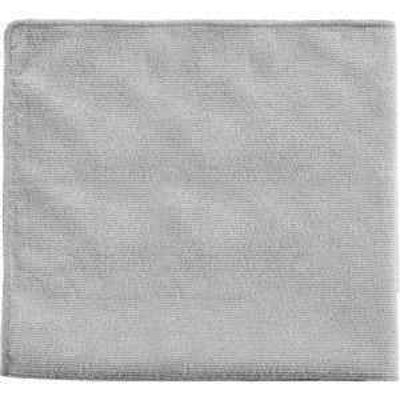 """Microfiber Hygen All Purpose Cloth 16x16"""" - Gray, 24/PK"""