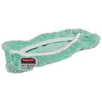 Microfiber Hygen Flexi Duster Sleeve - Green, 12/CS