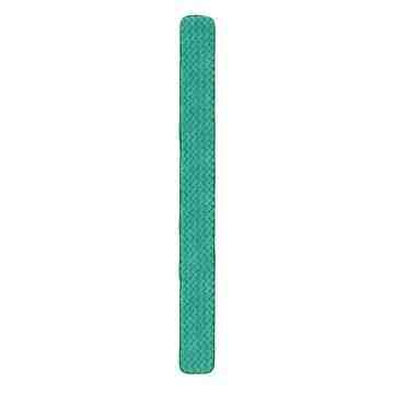 """Microfiber Hygen Dry Floor Pad 48"""" - Green, 12/CS"""