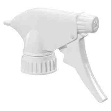 "Trigger Sprayer - Model 240 - 9 1/4"" - White, 200 Units / Price Per CS"