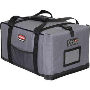 Proserve Small EndLoad Full Pan Insulate Carrier- Gray, 1/EA