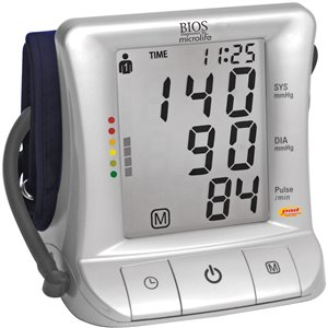 Step Up Automatic Blood Pressure Monitor