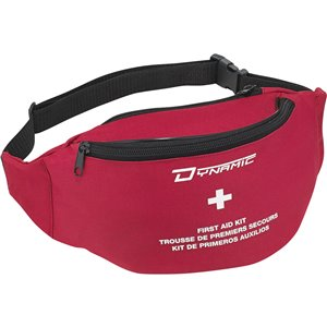 Small Fanny Pack with Belt, Red