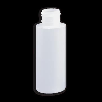 Bottle - Cylinder 8oz - 24/410 - Poly Natural, 391 Units / Price Per EA