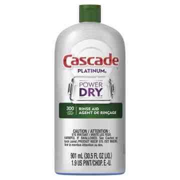 Cascade - Rinse Aid Platinum - 6/901ml